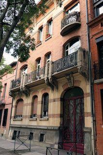 EDIFICIO Boulevard Maréchal Leclerc, 21 Toulouse (Francia)