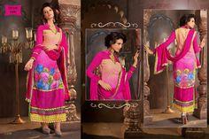 Partywear Pink Designer Salwar Kameez @ 20% Discount  #salwarkameez #designersalwarkameez #partywearsalwarkameez