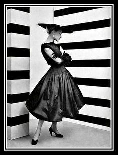 Cristóbal Balenciaga, photo by Philippe Pottier, 1952*