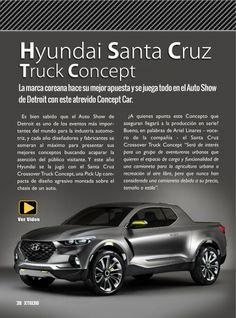 Hyundai Santa Cruz Truck Concept ||  Fuente ☜☞ http://asp-es.secure-zone.net/v2/indexPop.jsp?id=585/1168/28336&lng=es&startPage=38