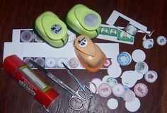 how to make miniature plates