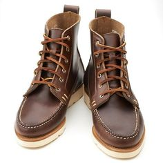 Rancourt Clymer Boots - Made in Maine