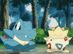 pokemon totodile and togepi