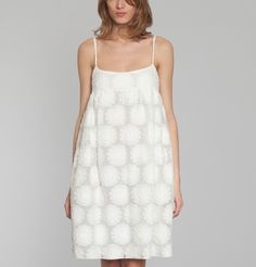 Robe Marguerite Blanc Cacharel en vente chez L'Exception Chic, Dresses, Fashion, Daisy Dress, Dress Ideas, Fashion Ideas, White People, Woman, Shabby Chic