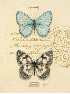 flutter... Butterfly... Art...