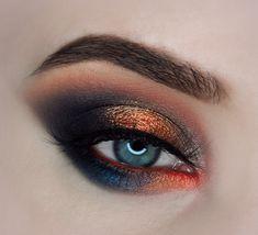 Makeup Colormakeup Tammy Tanuka Eye Makeupeye Smokeyeyes Beauty