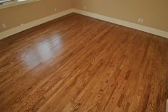 All City Floor Company's Gallery shows a sample of the quality products, selection and design solutions we offer. Let us help design your next project! Hardwood Floor Stain Colors, Refinishing Hardwood Floors, Oak Hardwood Flooring, Floor Refinishing, Kitchen Flooring, Red Oak Stain, Red Oak Floors, Walnut Floors, Oak Floor Stains