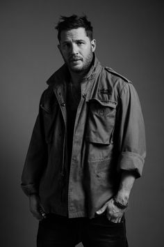 Tom Hardy (Esquire UK photo shoot)
