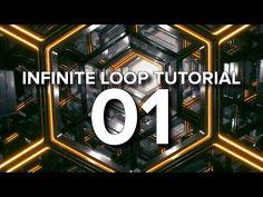 Infinite Loop Tutorial - Part 1 - Cinema 4D - YouTube
