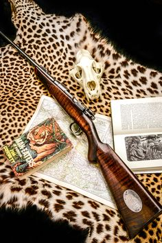 .275 Rigby bolt-action rifle that was presented to Jim Corbett in 1907
