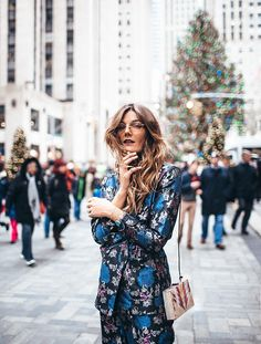 Look Of The Week: Tessa Barton of By Tezza » New York Girl Style