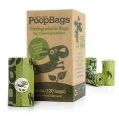 Earth Rated PoopBags Refill Pack - 120ct.
