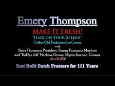 EmeryThompsonMachine - YouTube