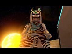 LEGO Batman 3: Beyond Gotham -  Qward Open World Free Roam