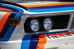 BMW CSL in the paddock at Laguna Seca by FryMoto on Etsy
