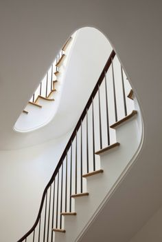 An O'Neill Rose staircase design  |  Photo by Michael Moran