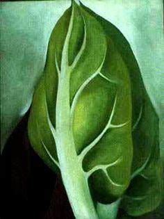 Georgia O'Keeffe (American, 1887-1986), Cos Cob, 1926. Oil on canvas, 16 x 12 in