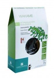 Alga Wakame Deshidratada.  Dried Wakame Seaweed.  #sof #comidaespañola #españa #galicia #alga #wakame #deshidratada #ecologico #gourmet #spanishfood #spain #seaweed #dehydrated #organic  #instafood #instagood  #yummy        Spanish Food Online           Comida Española