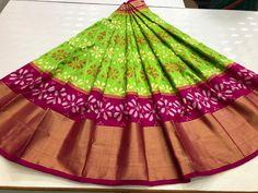 Indian Handloom Sarees and Silks