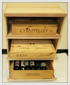 Vintner welcomes a brand-new addition the family: the Vintner Wine Cradles!