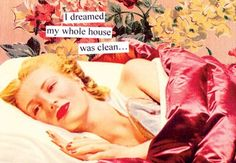 Those are the best kinds of dreams