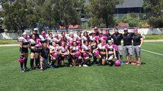 Crusher avanza a semifinales en la Liga Women Football League ~ Ags Sports