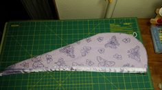 Child size hair fabric/terry cloth hair wrap by SwtMaggisSewnSews on Etsy