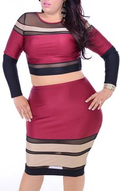447b4937f266e LaMaya (Plus)-Great Glam is the web s best sexy plus size online store