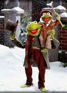 Muppet's Christmas Carol, god bless us... everyone