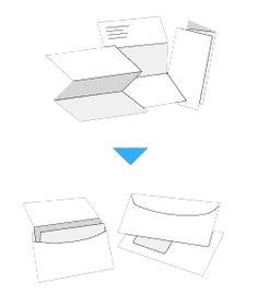 Einkuvertieren - drucken - falzen - ab in den Umschlag    https://mailingdruck24.de/einkuvertieren