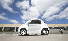 Google Self-Driving Car Is Pulled Over For Going Too Slow