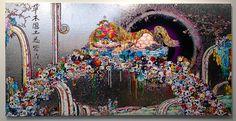 Your Art Weekend at the Gagosian Galleries   Sugarlift  Takashi Murakami