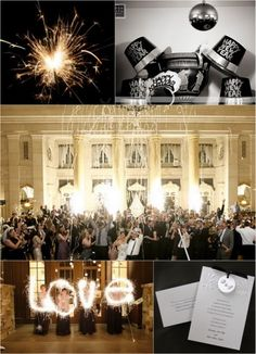If the venue will allow it......what a great moment shared with all your guests!