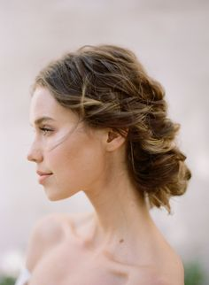 Be Inspired To Create Your Own Dream Destination Engagement Shoot - Once Wed Romantic Hairstyles, Creative Hairstyles, Loose Hairstyles, Bride Hairstyles, Hairstyle Ideas, Hair Ideas, Bridesmaid Inspiration, Wedding Photo Inspiration, Hair Inspiration