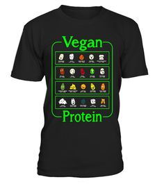 "# Vegan Protein Vegetarian T-Shirt .  Special Offer, not available in shops      Comes in a variety of styles and colours      Buy yours now before it is too late!      Secured payment via Visa / Mastercard / Amex / PayPal      How to place an order            Choose the model from the drop-down menu      Click on ""Buy it now""      Choose the size and the quantity      Add your delivery address and bank details      And that's it!      Tags: This vegetarian tee shirt is designed to be…"