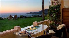 Fireside at The Ritz-Carlton, Laguna Niguel at Dana Point, California #travel