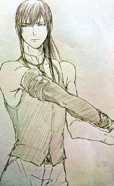 D. Gray Man yuu