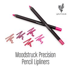 Another great stocking stuffer: Moodstruck Precision Lip Liners! What's your favorite lip liner?