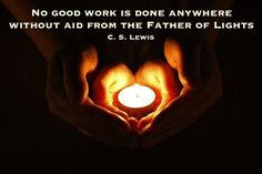 #15 - The heart | Top 100 C.S. Lewis quotes | Deseret News