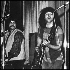 Jerry Garcia on the right....before the beard...