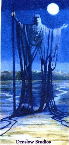"""""""hecate at the crossroads i"""" - diana denslow"""
