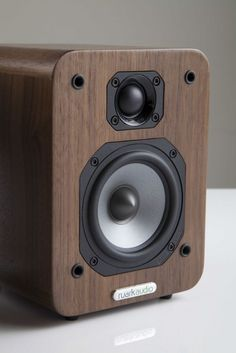 The aim with the Ruark Audio MR1 Bluetooth Speaker System was to create compact speakers, capable of giving high quality sound in multiple applications