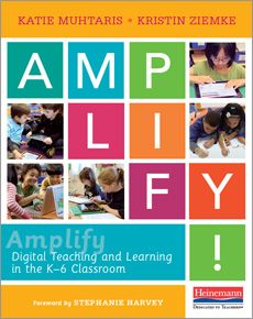 """This book bridged our pedagogy and digital teaching in a way no other professional resource has done for us thus far. They use the term tools to describe the digital resources they use in the classroom:  """"The term tool does not always refer to technology tools. Tools are anything that we use in our instruction to support students, ranging from pencils, sticky notes, colored markers, and clipboards to projectors, tablets, and computers."""" p.4"""