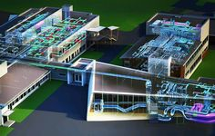CAD Outsourcing Service offer a wide range of Revit MEP BIM Services that includes models of MEP Layouts, MEP coordination drawings, Revit Family Creation for MEP.