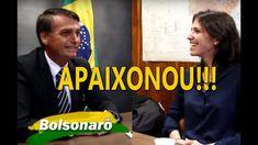 Reporter da Folha de SP se Impressiona com Bolsonaro!!!