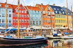14 Most Colourful Towns and Cities in Europe