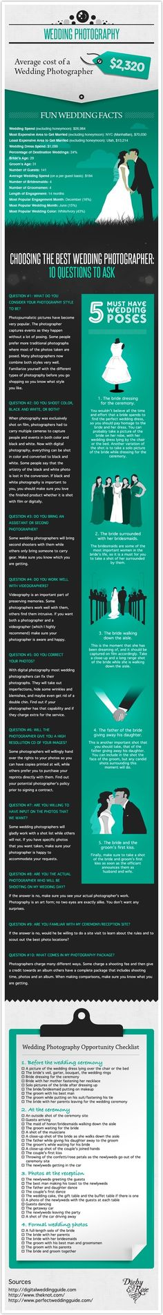 Wedding photo list - Click image to find more Products Pinterest pins
