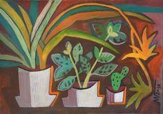 My plants by Marina Gorkaeva