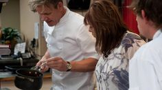 """Joseph Cerniglia is not the first suicide that has a connection to Gordon Ramsay's cooking shows. Rachel Brown, a chef on Gordon Ramsay's """"Hell's Kitchen,"""" also committed suicide. Rachel Brown, Hells Kitchen, Gordon Ramsay, Gordon Ramsey"""