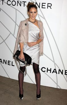 Sarah Jessica Parker - Mobile Art Chanel Contemporary Art Container Opening